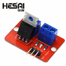 Smart Elektronik 0-24V Top Mosfet Taste IRF520 MOS Fahrer Modul für MCU ARM Raspberry Pi für arduino DIY Kit