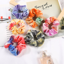 New Fashion Fur Scrunchies For Girls Simple Design Elastic Hair Bands Ponytail Holder For Girl Women Best Gift Hot Sale цена 2017