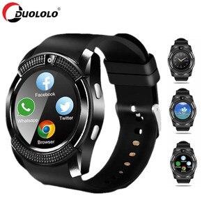 Smart Watch Men Bluetooth Spor