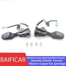 Marca multifuncional volante rocker volume interruptor de controle cruzeiro para hyundai elantra tucson tiburon coupe kia sportage
