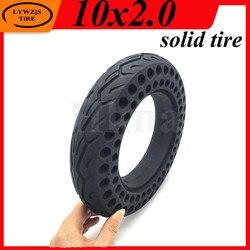 10x2,0 твердые шины 10 дюймов износостойкие ненадувные сотовые твердые шины для электрического скутера