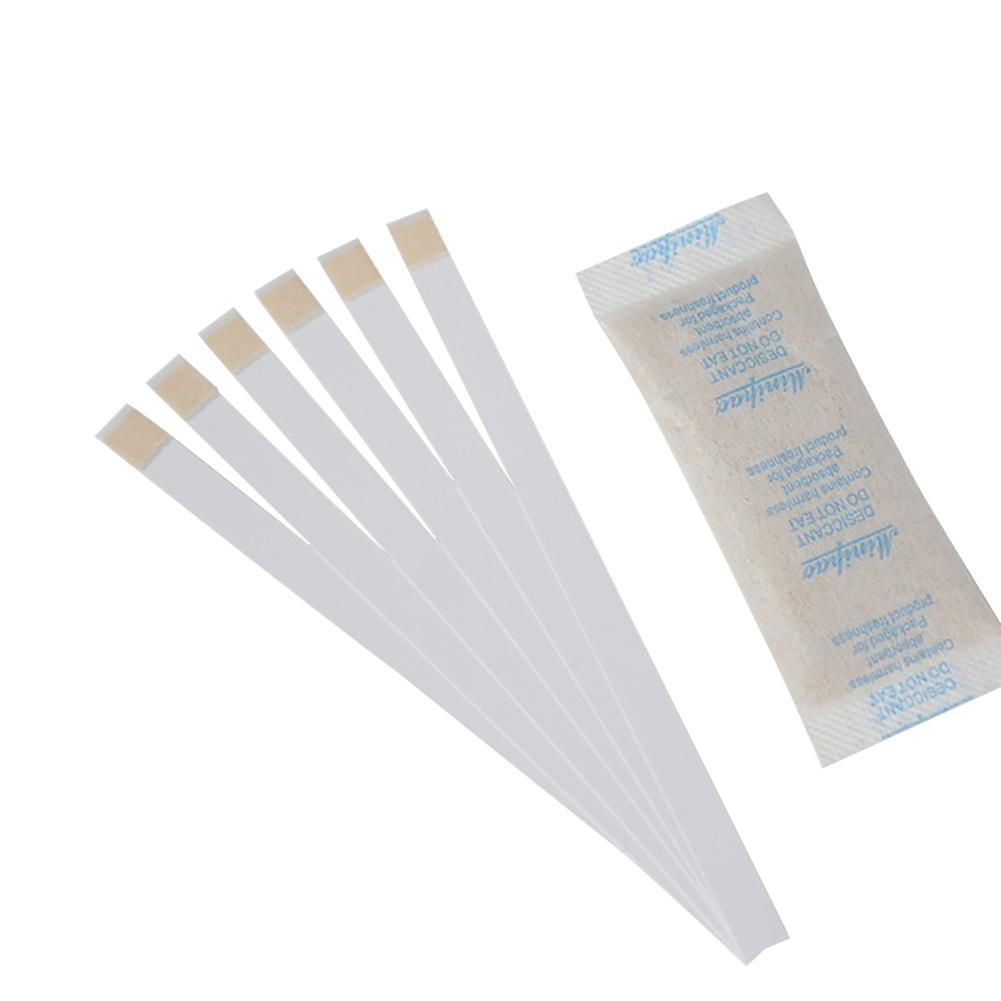 100pcs Urinary Ketone Strips Urine Analysis Keto Strips Healthy Diet Body Tester for Analysis Body Testing Strip Healthy Diet