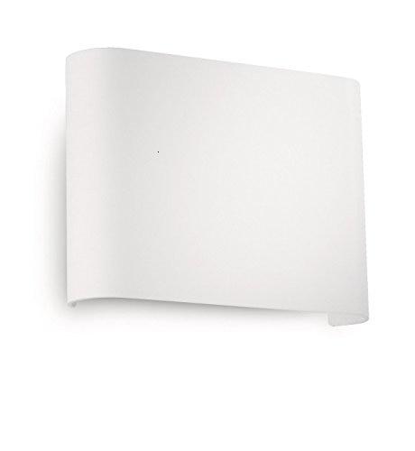 Philips myliving galax-aplique blanco em metal com led integrado y 5 años de garantía, iluminación interior