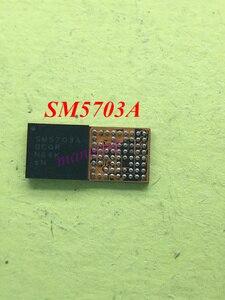 Image 2 - 10 pçs/lote SM5703 SM5703A IC para A8 A8000 J500F carregamento de carregamento USB carregador IC