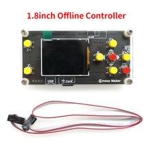 CNC GRBL автономный контроллер, плата 3 оси автономный ЧПУ контроллер для PRO 1610/2418/3018 гравировальный станок резьба фрезерный станок