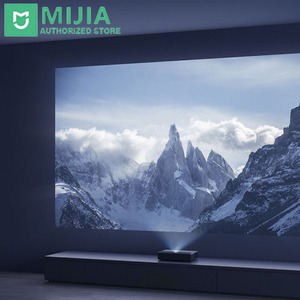 Xiaomi Mijia Laser Projection TV 4K Cinema Laser Projector 2000 ANSI Lumens No Screen TV International Version