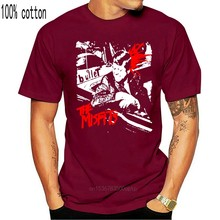 Camisa masculina t camisa os desfits punk rock banda música grupo bala adulto camiseta engraçado novidade tshirt feminino
