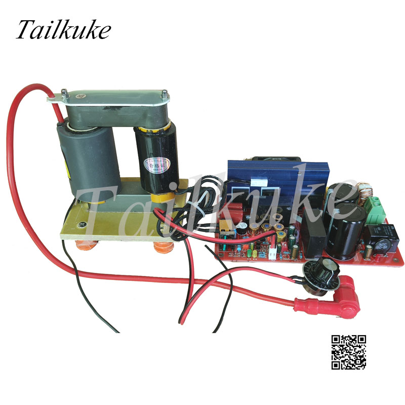 1000W High Voltage and High Frequency Ozone Adjustable Power Supply Is Suitable for 100g Ozone Generator