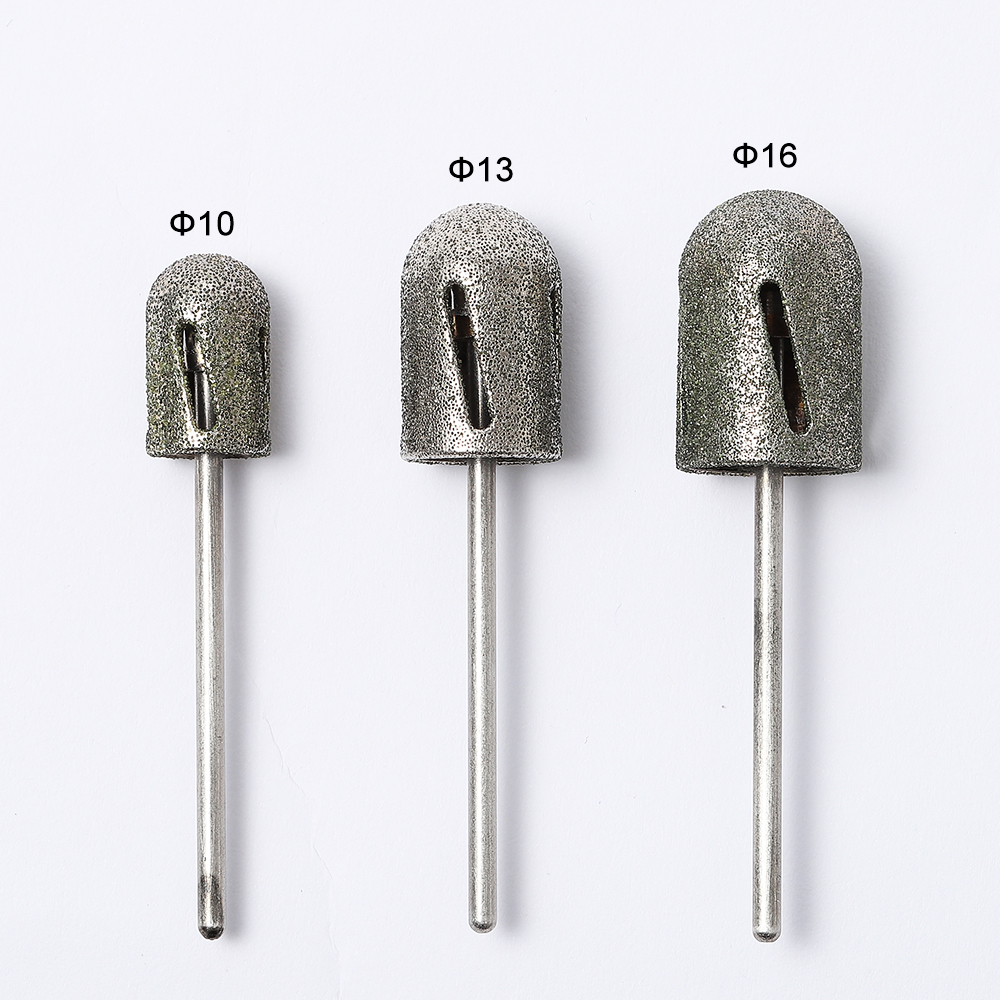 Pedicure Nail Drill Bit Diamond Foot Callus Cuticle Cutter For Pedicure Accessories Milling Cutter Pedicure Drill Rotary Bits