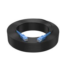 SC UPC do SC włókno UPC światłowodowy przewód zanurzeniowy jednomodowy Simplex 2 0mm zewnętrzny kabel światłowodowy łatka optyczna kabel krosowy tanie tanio SURPATEK CN (pochodzenie) SC UPC SC UPC Rohs tryb pojedynczy SC UPC
