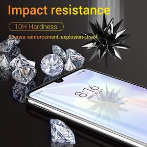 Image 5 - PZOZ for Redmi note 7 glass Fully covered tempered protective film for xiaomi mi 9 A2 lite glass Redmi 4X 5 plus K20 note 8 pro