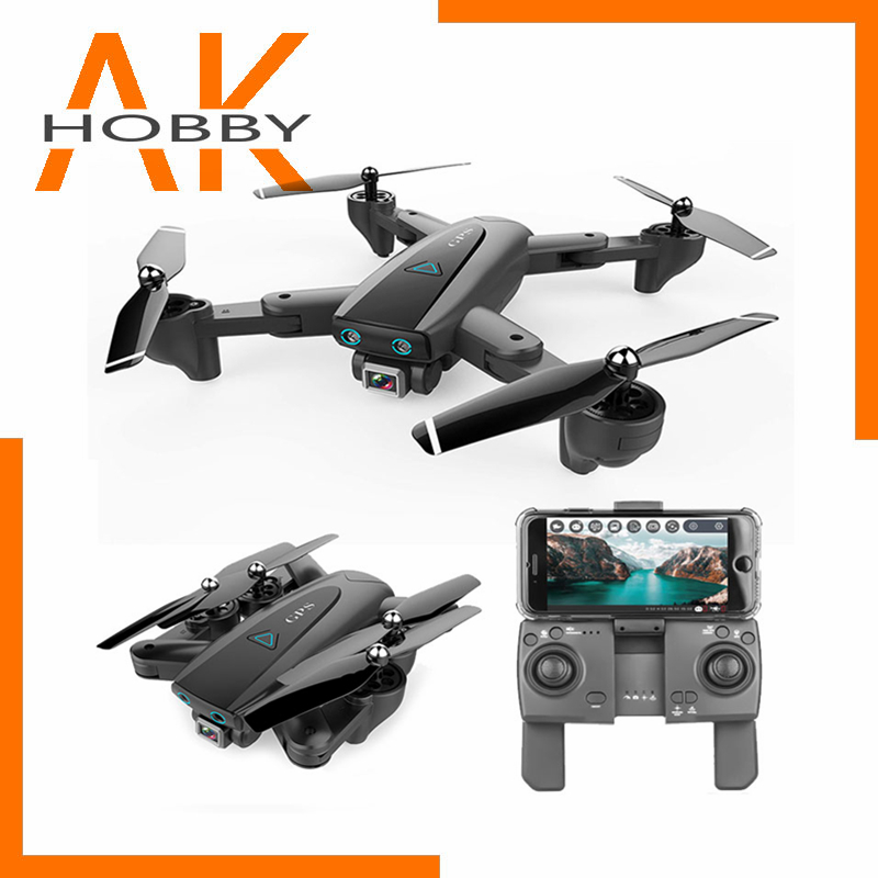 S167 5G Wifi GPS Drone 1080P with Camera HD air pix Drone anti -shake quadrocopter WiFi FPV RC quadcopter Dron selfie Camera