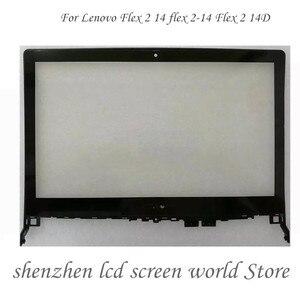Сменный сенсорный экран для планшета Lenovo Flex 2-14 Flex 2 14 14D, экран 14 дюймов