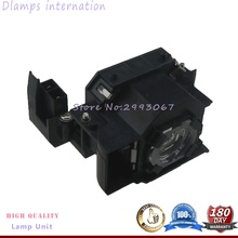 Di Alta Qualità di Ricambio Lampada Del Proiettore Nudo Lampada/con Alloggiamento per ELPLP36 per Epson EMP S4/EMP S42/Powerlite S4 Proiettori