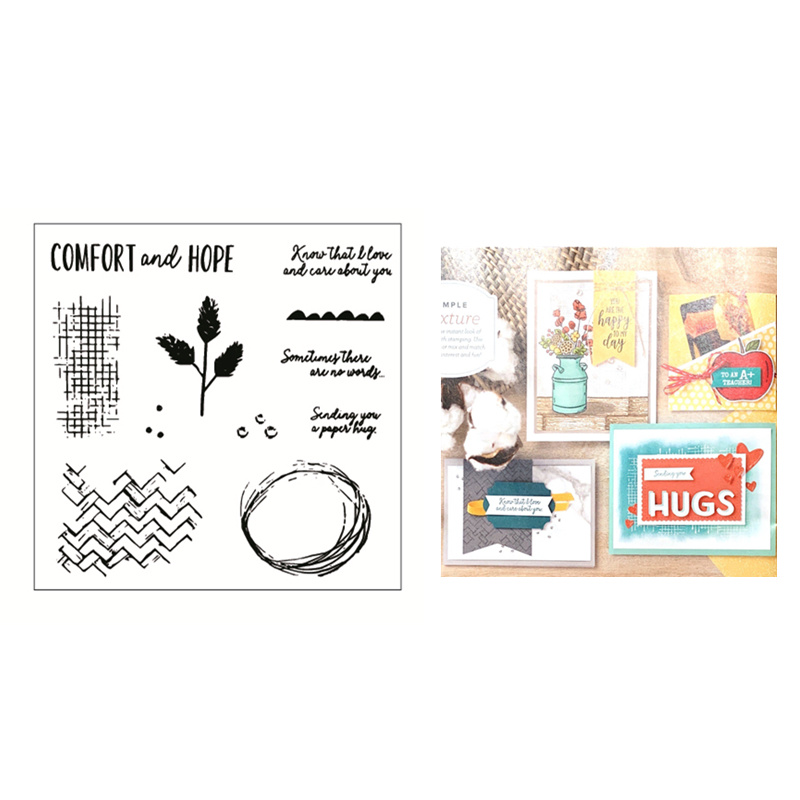New 2020 Metal Cutting Dies And Scrapbooking For Paper Making Words Flowers With Craft Embossing Card Clear Stamp Stampin Up Set