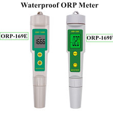 Professionelle ORP-169E ORP-169F Wasserdicht ORP Meter Hohe Qualität ORP meter Wasser Qualität tester Test Tool ORP tester 40% off