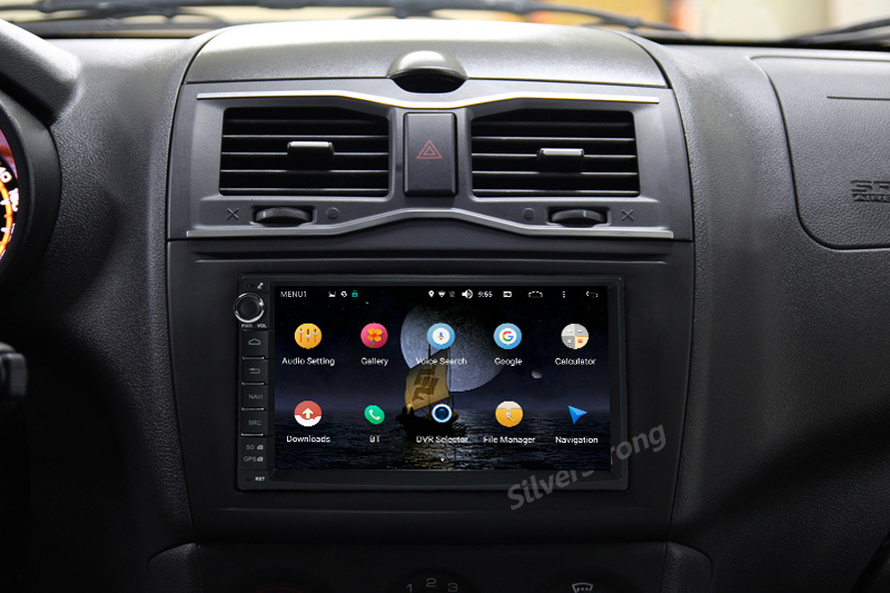 lada granta 2019 2018 7inch android car dvd
