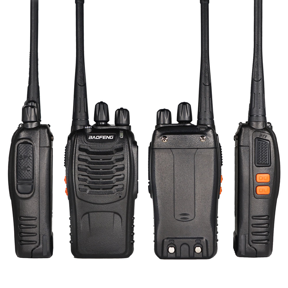 3 шт. Baofeng BF 888S двухстороннее радио BF-888S 6 км портативная рация 5 Вт портативная CB Ham Радио Портативный HF трансивер переговорные bf888S