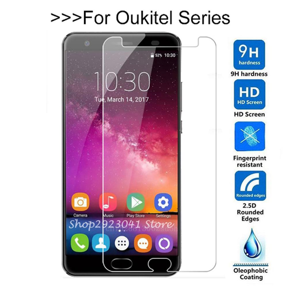 Tempered Glass for <font><b>Oukitel</b></font> k6000 pro plus <font><b>Screen</b></font> Protector for <font><b>Oukitel</b></font> k3 k5 k6 k10 k10000 <font><b>k8000</b></font> U7 C8 C4 Glas Protective Film image