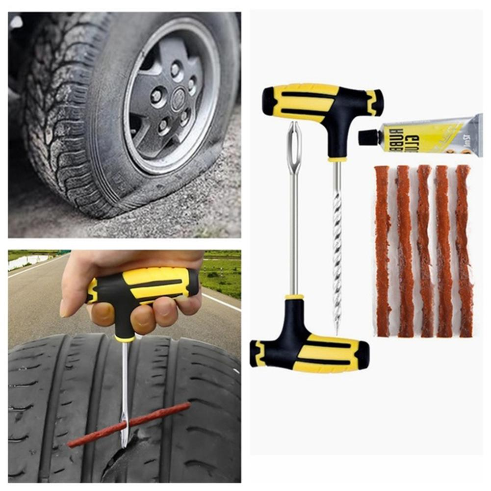 Car Tyre Puncture Repair Kits – Any
