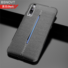 For Vivo iQOO Case Soft Silicone Shockproof Leather Anti-knock Bumper Cover Funda 6.41 BSNOVT
