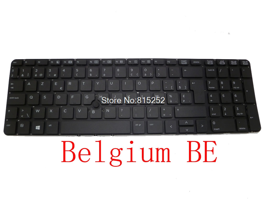 Клавиатура BE/BG для HP, для PROBOOK 650 G1 655 G1 738697-A41 738697-261 738697-DB1 738697-051 738697-151 738697-D61