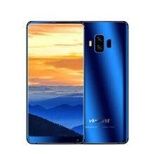 Vkworld S8 5.99 Cal ekran Full hd 4G Smartphone 5500mAh Face ID 4GB pamięci Ram 64GB Rom MTK6750T Octa Core podwójny aparat telefon komórkowy