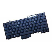 Układ US English wymiana klawiatura do dell Latitude E6400 E6410 E6500 E6510 klawiatura bez sztyftu część naprawcza tanie tanio MagiDeal CN (pochodzenie) Dell(ru) US Standardowy Replacement Keyboard