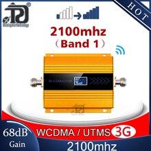 3g 2100 מהדר נייד 2100 נייד אות משחזר 2100MHz אותות בוסטרים מגבר WCDMA UMTS 3G אינטרנט מהדר