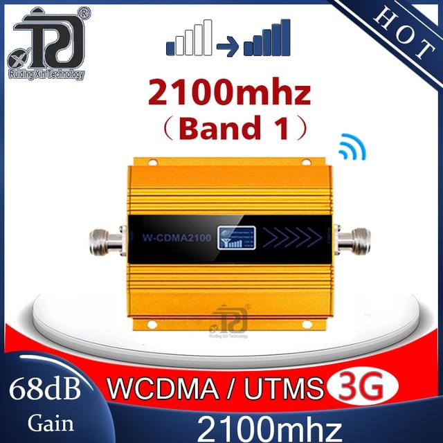 Ripetitore 3g 2100 ripetitore cellulare 2100 ripetitore di segnale Mobile 2100MHz amplificatore ripetitore di segnale WCDMA UMTS ripetitore Internet 3G