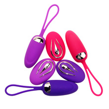 Wireless Remote Control Vibrator Egg Jumping Speed Clitoris Massage Adult Female Masturbation Toy Portable Massager