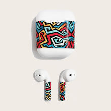 Applicable airpods apple bluetooth wireless headset stickers