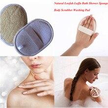 Washing-Pad Body-Scrubber Durable 15x10cm 1PC Bath-Shower-Sponge Bathroom-Accessories