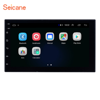 Android 8.1 7 inch Double Din Universal Car Stereo Radio GPS Multimedia Unit Player For Volkswagen Nissan Hyundai Kia toyata