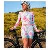 Aofly longo mangas compridas camisa de ciclismo skinsuit 2020 mulher ir pro mtb bicicleta roupas opa hombre macacão almofada rosa skinsuit macaquinho ciclismo feminino manga longa roupas com frete gratis macacao ciclis 8