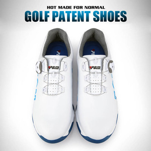 Image 2 - PGM Golf Shoes Men Anti skid Spikes Waterproof Sneakers Breathable Sports Trainers Shoes golf chaussure zapato Golf Sneakers