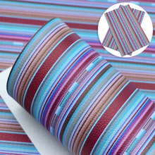 20*33cm Camo Geometric Print Lychee Faux Leather Fabric Sheet Upholstery DIY Bows Earring Home Textile,1Yc11251