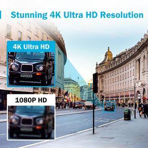 Image 4 - ANNKE Kit de caméra de sécurité Ultra HD 8CH 4K, caméra h265, système de sécurité 8MP, Vision nocturne extérieure, infrarouge, Kits de vidéosurveillance