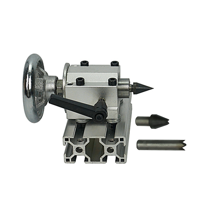 Reitstock center höhe 55mm für rotary 4th EINE Achsen Engraver Fräsen cnc router gravur maschine