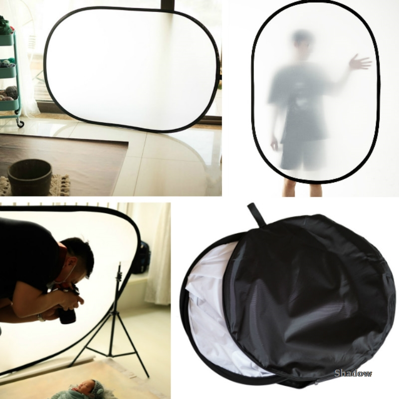 Newborn Photography Props Photographic Soft Light Board Infant Photo Shoot Accessories Studio Professional Props Folding Props