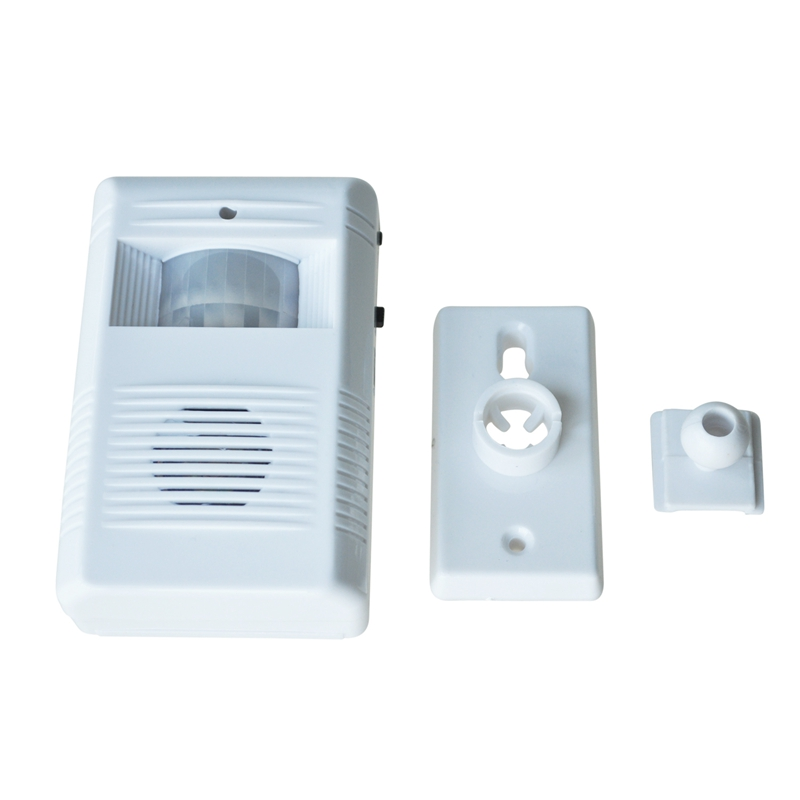 Hot AMS-Welcome Chime Door Bell Motion Sensor Wireless Alarm