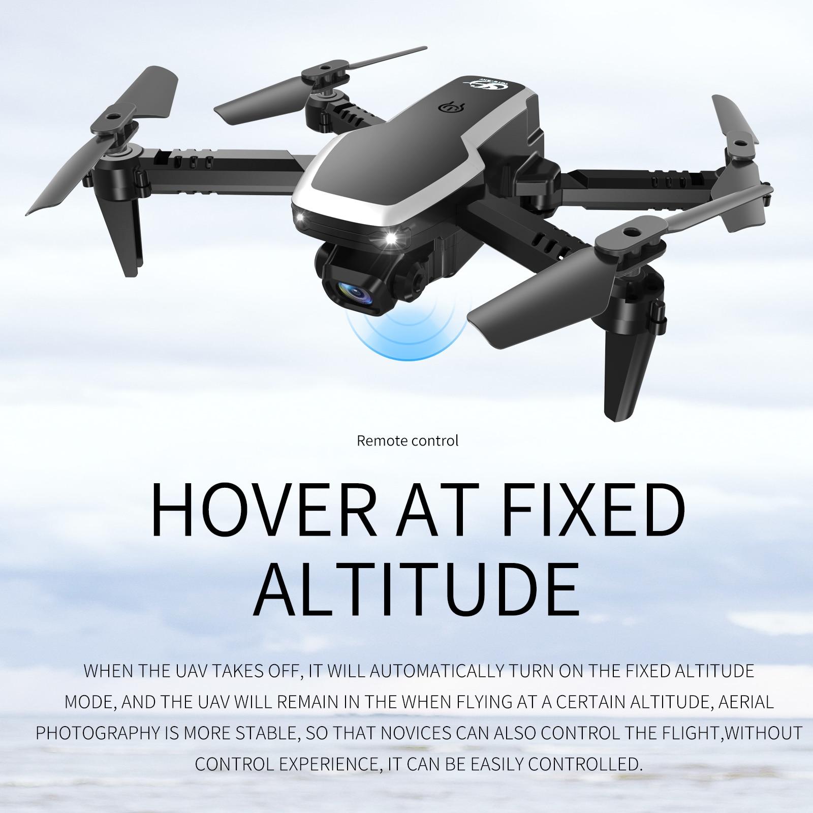 NSA S171 Pro Mini Drone With Dual Camera Wifi Fpv Drones Air Pressure Altitude Hold 4K 1080P Profenssional RC Quadcopter Dron 2