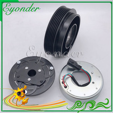 Clutch Compressor RENAULT Electromagnetic Air-Conditioning Nissan AC for FLUENCE Dacia