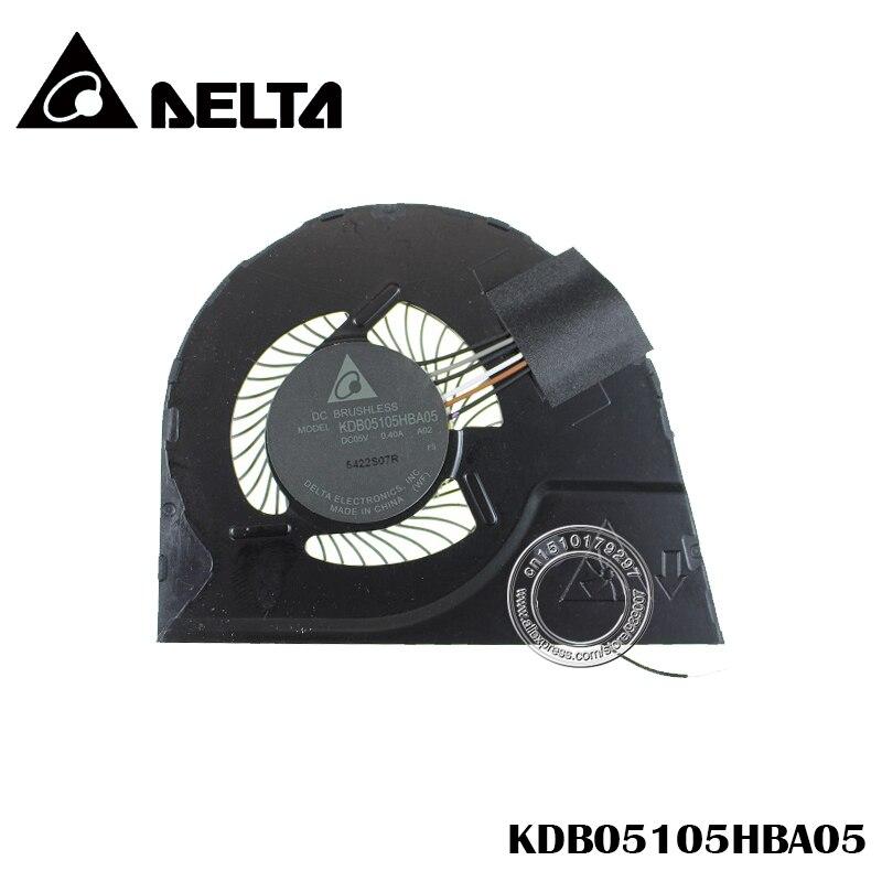 KDB05105HBA05 CPU COOLING FAN FOR Lenovo ThinkPad Yoga S1 CPU FAN YOGA 12 CPU FAN 04X6440 00HT721 00HT722 00HT723