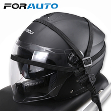 Motorcycle Helmet Mesh Net Moto Luggage Net Protective Gears