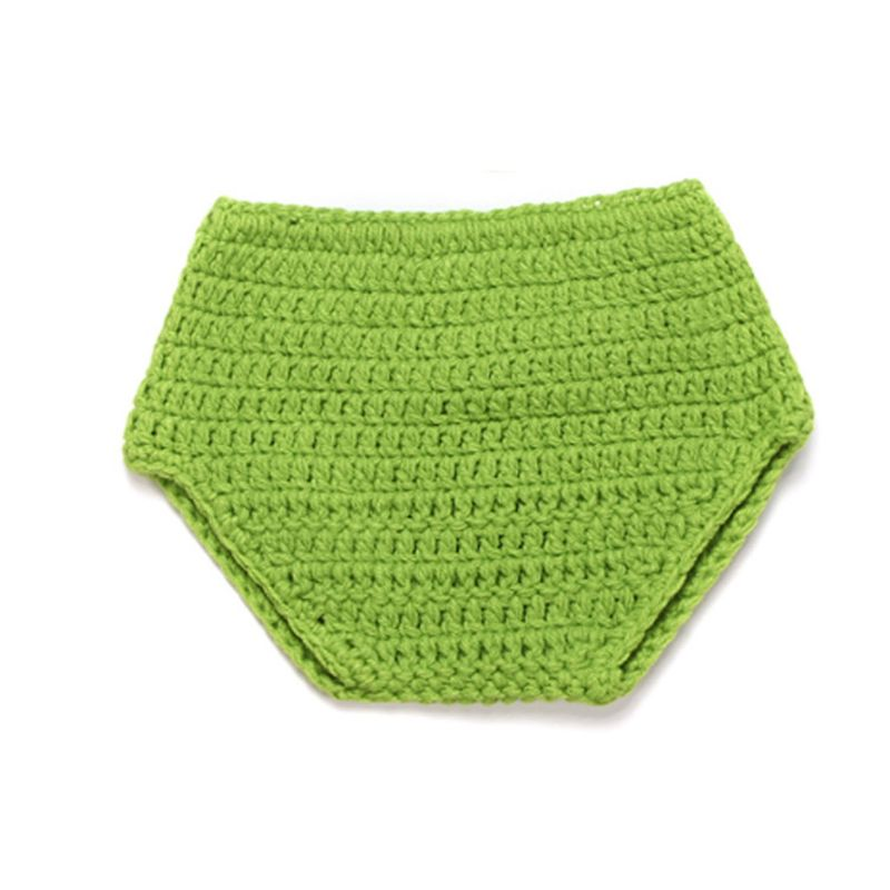 Newborn Clothes Girl Boy Crochet Knit Costume Photography Prop Outfits Baby Cap K1KC