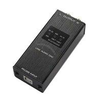Digital Interface Portabe KTV Converter Computer External Adapter Display Home Audio Decoder USB Sound Card Mini