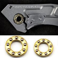 Knife Balls Screw-Accessories Flipper-Ball R7K3 3pcs Folding