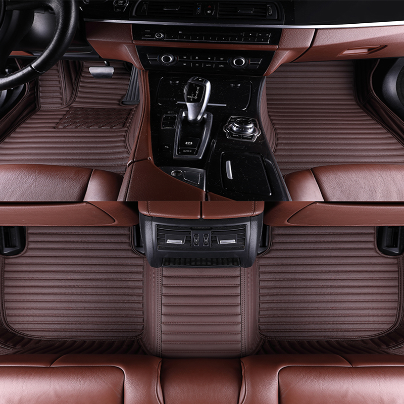 Fit For 2006-2019 Acura TL ILX MDX RDX RLX TLX TSX car floor mats Trunk mat