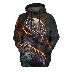 Image 3 - Liumaohua novo estilo homem hoodies jesus rei dos reis impressão 3d moda retro hoodie vestuário unisex casual streetwear